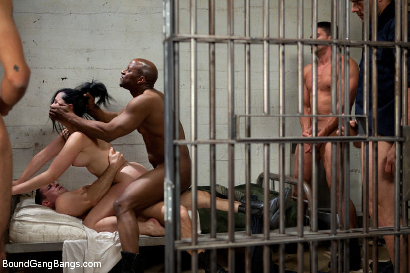 Punished jail xxx photos and other