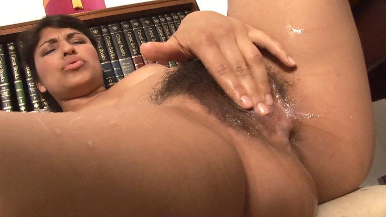 Hairy Latina Amateur Fucking