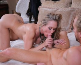 Brandi Love in  Pornfidelity Undercover Lovers February 14, 2014  Big Tits
